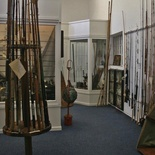 Angling collection in the Knysna Museum