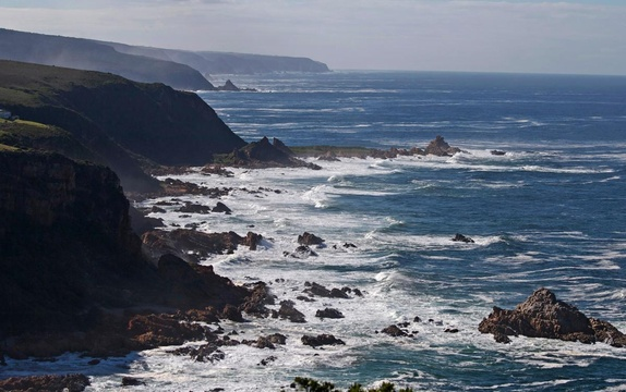 Garden Route coast, The Heads, Kranshoek - Visit Knysna