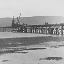 Knysna forest timber was used in the construction of the Knysna River Bridge for the Georg-Knysna railway line, which opened in 1928