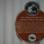 Parkes Shop at the Knysna Museum