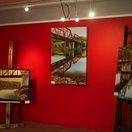 Knysna Art Gallery in the Old Gaol at the Knysna Museum