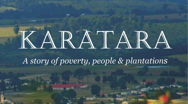 Karatara - a story of poverty people and plantations, Philip Caveney, Knysna Forests, Knysna woodcutters, Knysna History