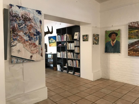 Knysna Arts Society, Knysna art gallery, Old Gaol Knysna